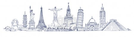 Attractions of the world