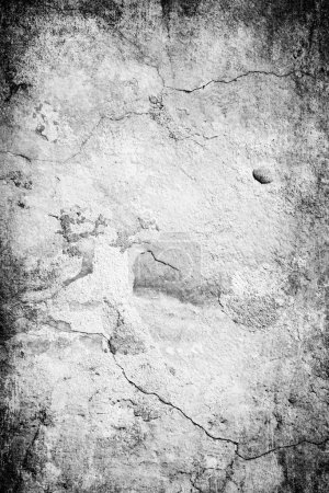 Photo for Old damaged grunge wall background or texture - Royalty Free Image