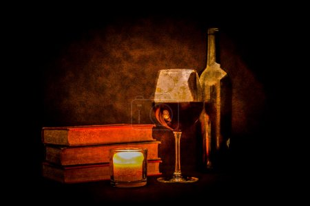 Wine by Candlelight