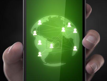 Community in world wide web