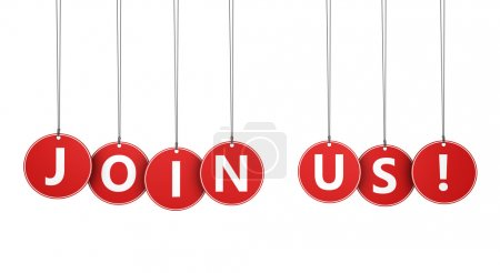 Join us business, job and team concept with sign a...