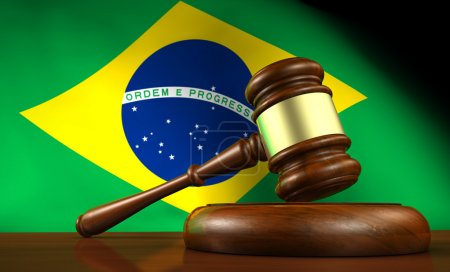Brazil Justice And Law Concept