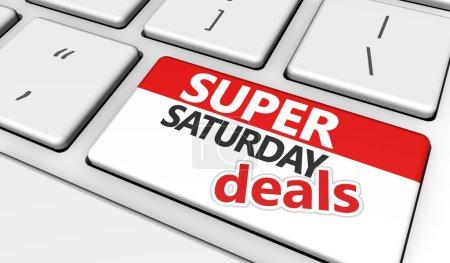 Super Saturday Shopping Deals