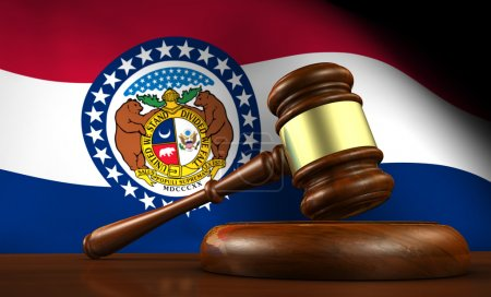 Missouri state laws, legal system and justice conc...