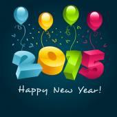 šťastný nový rok 2015
