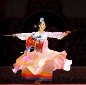 Korejský etnický tanec