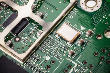 Photo for Computer circuit board - Royalty Free Image