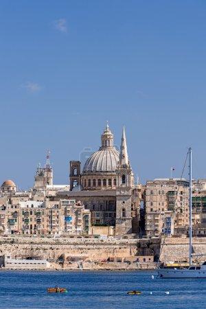Valletta Skyline