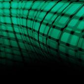 Zelené pozadí futuristické