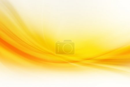 Photo for Yellow Abstract Background Design - Royalty Free Image