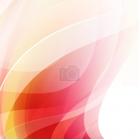Photo for Red Abstract Background - Royalty Free Image