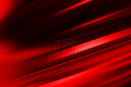 Photo for Abstract Red Background - Royalty Free Image