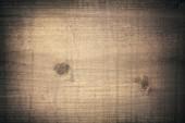 Tmavě hnědá se poškrábal na dřevěné prkénko. Texturu dřeva