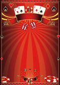 Red Casino poster