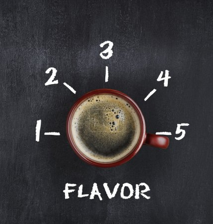 Photo for Coffee full of flavor - Royalty Free Image