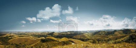 Sumba Island Hills Landscape