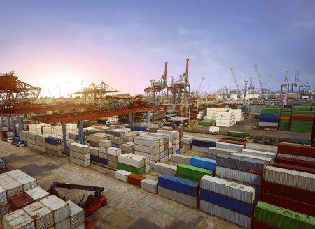 sea port in Jakarta