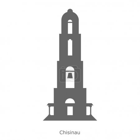 Cathedral Bell Tower - Chisinau
