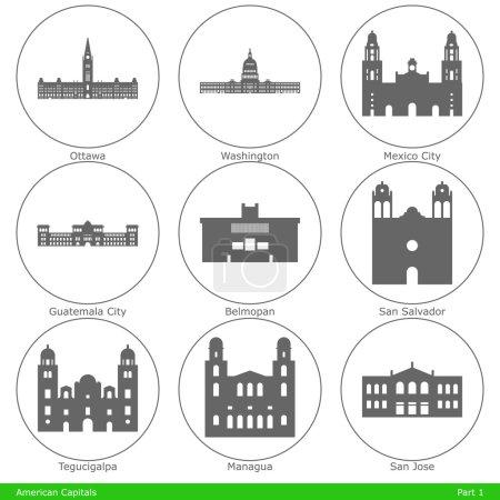 American-Capitals - Part 1