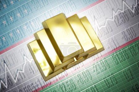 uzbekistan gold reserves