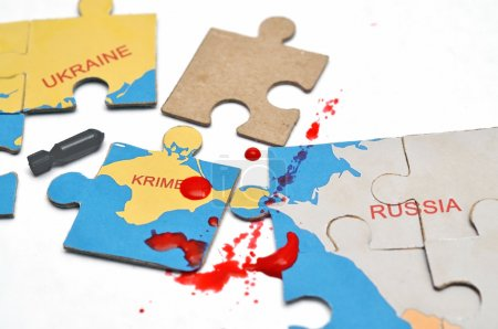 Russian puzzles with annexation of the Crimea