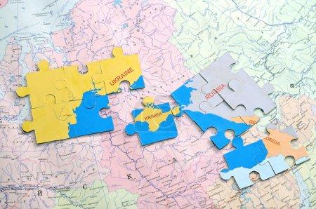 Political games in Europe. Ukraine, Georgia