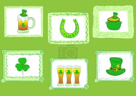 Portraits of a St. Patricks Day