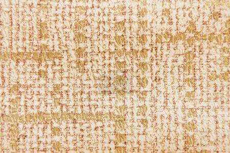 fond avec imitation tissu texturé, vue de dessus