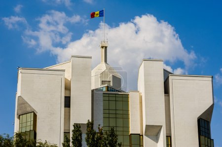 Presidents administration building, Chisinau, Moldova