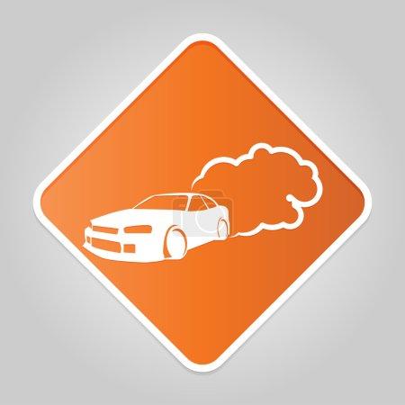 Race Car Drifting icon