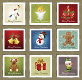 Collections of Christmas Postmarks