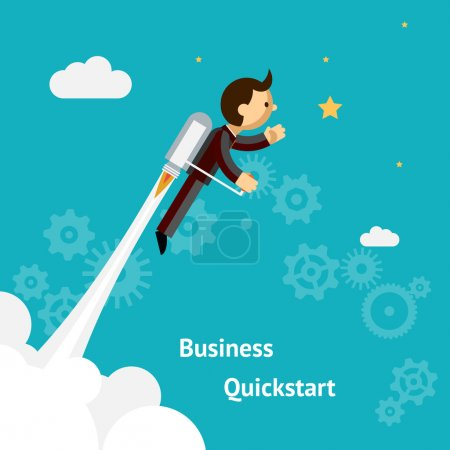 Cartoon Design for Business Growth and Start up