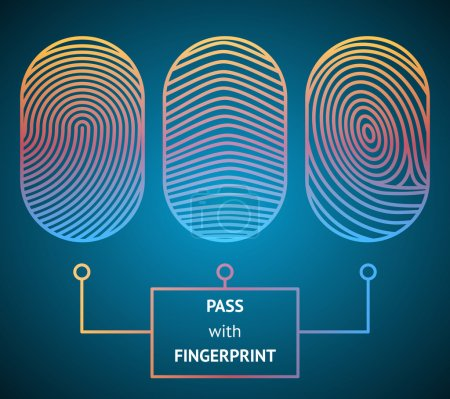 Pass with Fingerprint