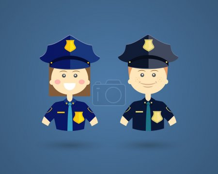Professions - Police officers