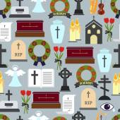 Funerals and Mournful Ceremony Patterns