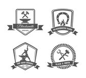 Blacksmith labels