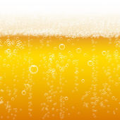 Beer foam background horizontal seamless beer pattern