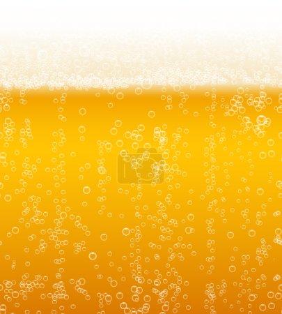 Vecteur Fond de bière