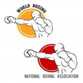 Boxing logo vector