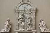 Zvěstování Panny Marie od Giovanni della Robbia