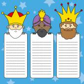 Letter to the Three Kings.