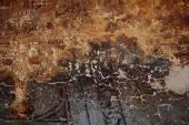 "Постер, картина, фотообои ""Фрагмент древней фрески"""
