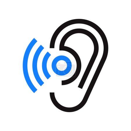 Hearing symbol