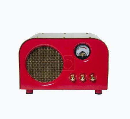 Retro vintage guitar amp speaker