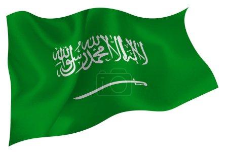 Saudi Arabia flag flag