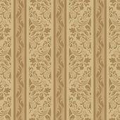 Seamless damask pattern for background or wallpaper design
