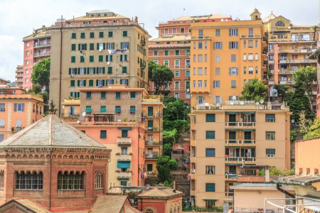 Genoa old city