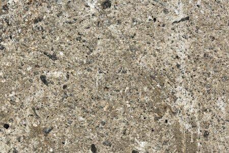 Photo pour Endommagé de béton sec et morceau de sol comme toile de fond - image libre de droit