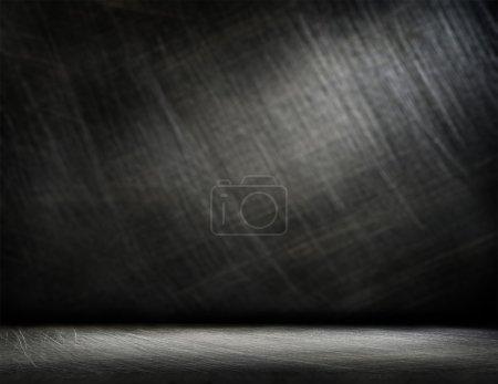 grey scratchy background