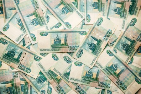 One hundred rubles banknote